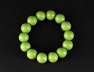 Natural Luminous Beads Bracelet