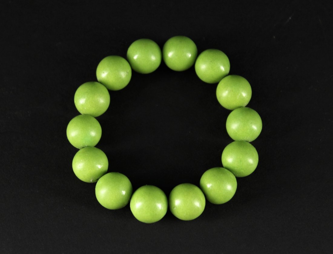 Natural Luminous Beads Bracelet