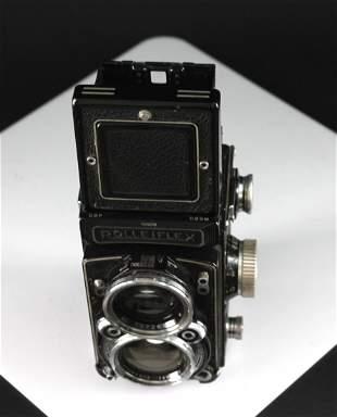 Rolleiflex 2.8TLR Camera