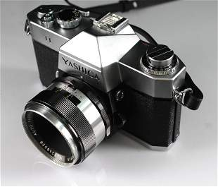 YASHICA  TL  Camera Made in Japan