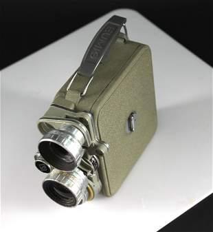 EUMIG Video Camera Made in Austria