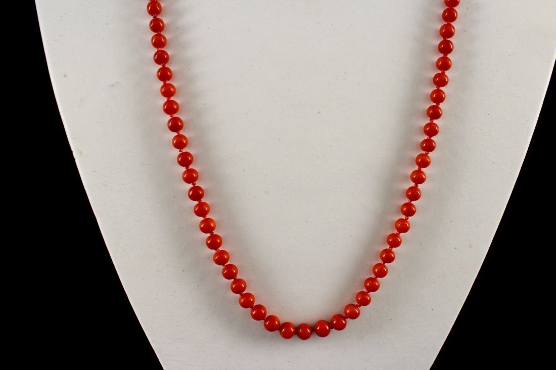 Coral Necklace - 2