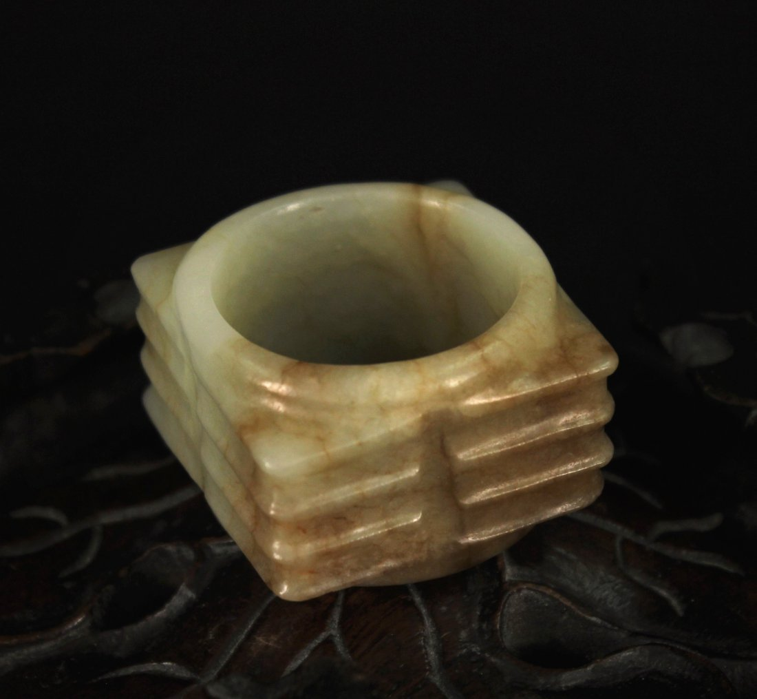 Ancient Jade Cong Ming Dynasty Period