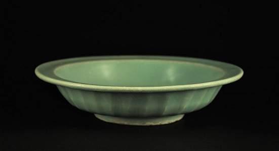Longquan Kiln Brush Washer Southern Song Dynasty Period