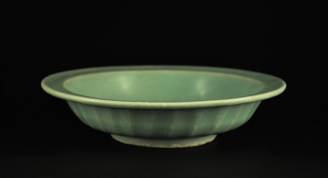 Longquan Kiln Brush Washer Southern Song Dynasty Period
