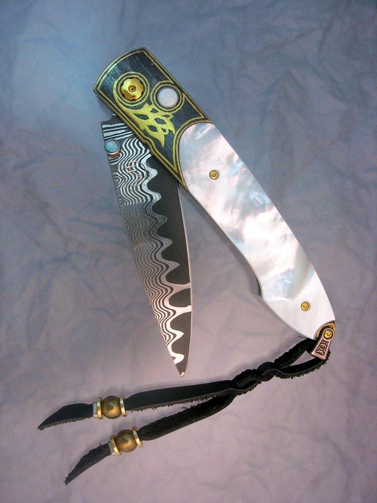 William Henry Pocket Knife - Aurora