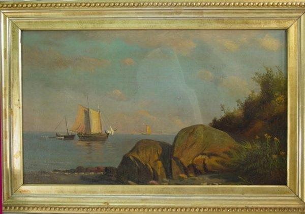 79: oil on canvas by John Ross Key