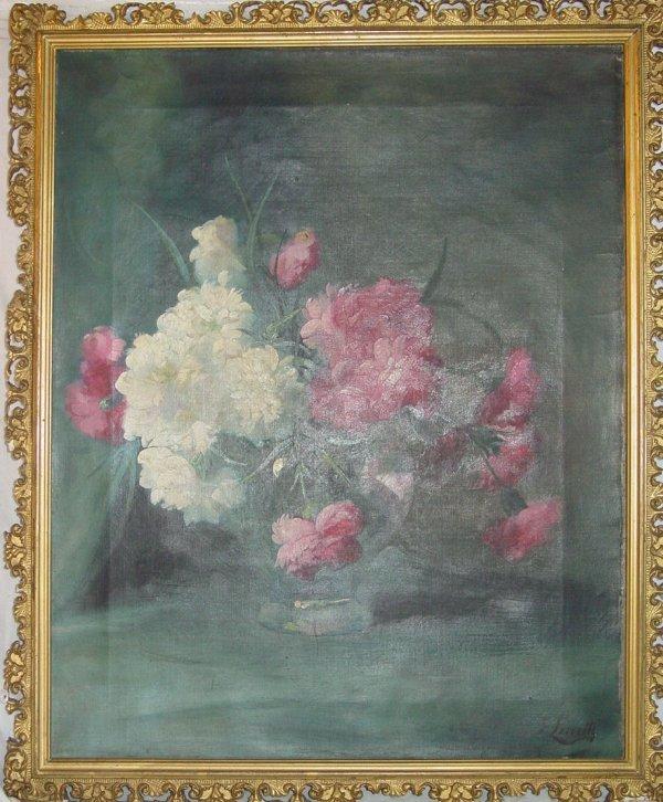 20: Oil on canvas by Frederick Fenety (Fenetti)