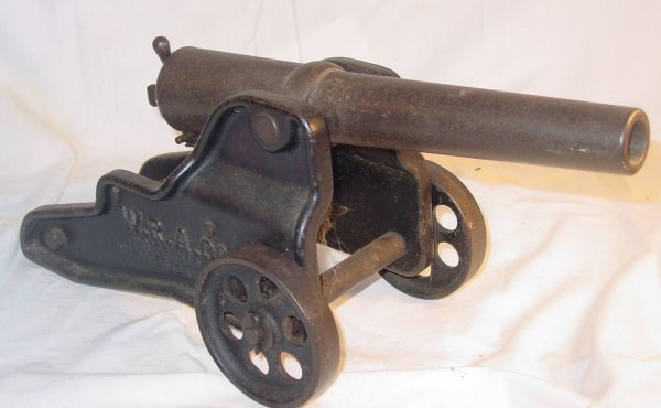 217: Winchester Repeating Arms Co. 10 ga. signal cannon