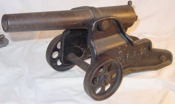217: Winchester Repeating Arms Co. 10 ga. signal cannon - 2