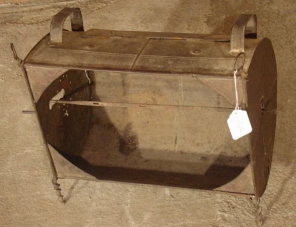 1022: early 19th c. fireplace oven
