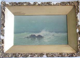 97: Charles Henry Gifford oil on canvas