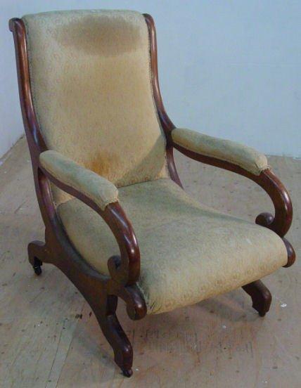 9: sleepy hollow chair