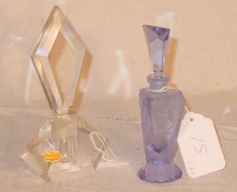 15: 2  perfumes 1 Lalique