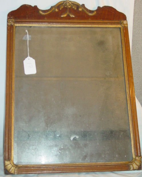 17: 18th c. French mirror