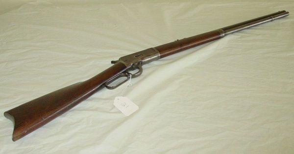 21: Model 1892 Winchester