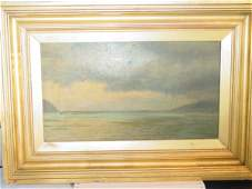 1069: oil on canvas W.S. Haseltine NA