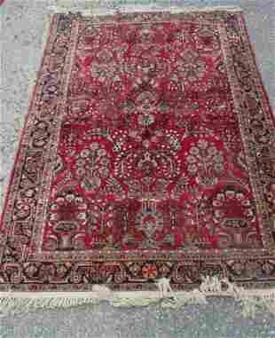 Persian Sarouk oriental carpet
