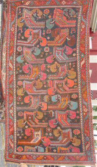 antique Kuba oriental carpet