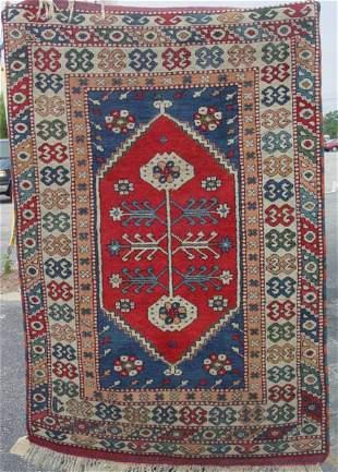 Caucasian oriental carpet