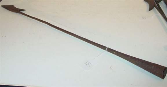 66: 19th.Temple type toggle harpoon