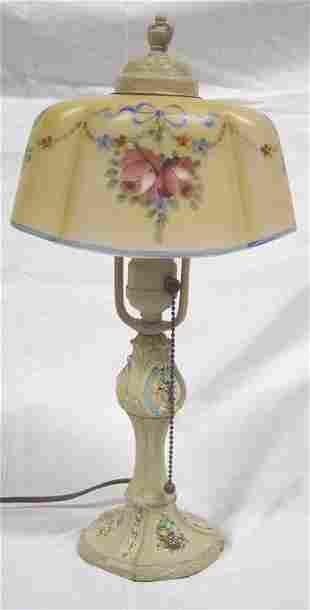 Deco boudoir lamp, very good condition