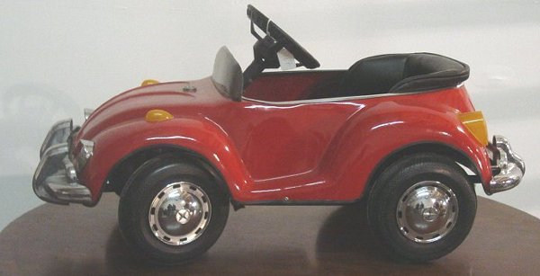 187: Munchkin motors child's pedal car