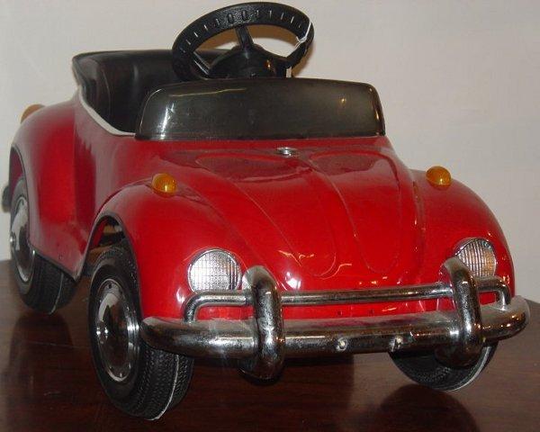187: Munchkin motors child's pedal car - 2