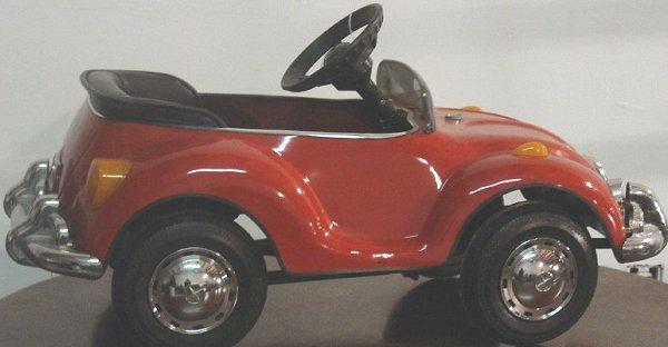 187: Munchkin motors child's pedal car - 3