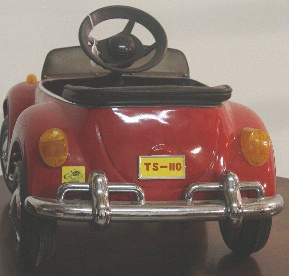 187: Munchkin motors child's pedal car - 4