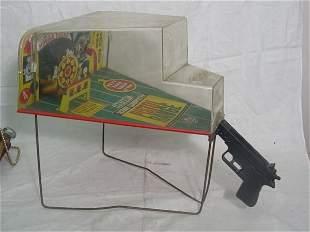 Marx pistol range toy