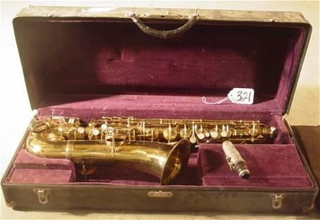 Conn saxophone
