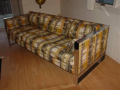 pair modern couches