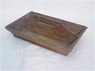 19th c. cutlery tray