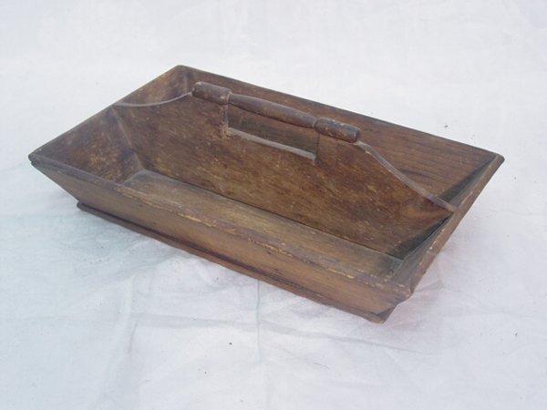 2005: 19th c. cutlery tray