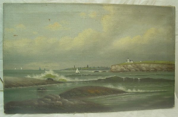 2006: oil on canvas by Parkhurst