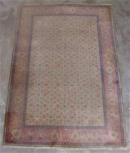 2032: Antique Ferehan oriental rug