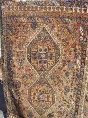 Shiraz oriental carpet