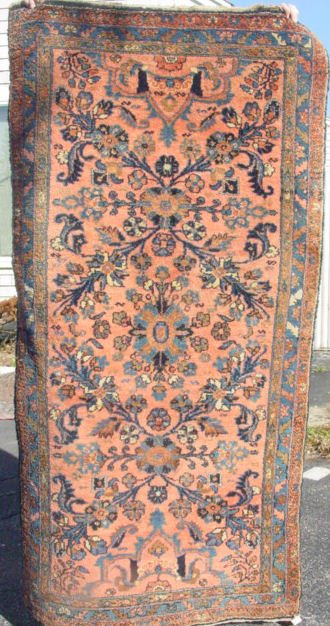 10: important Persian oriental carpet