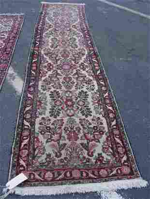 Hamadan oriental carpet runner