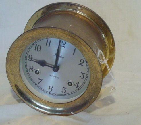 179: Boston ships clock, Chelsea
