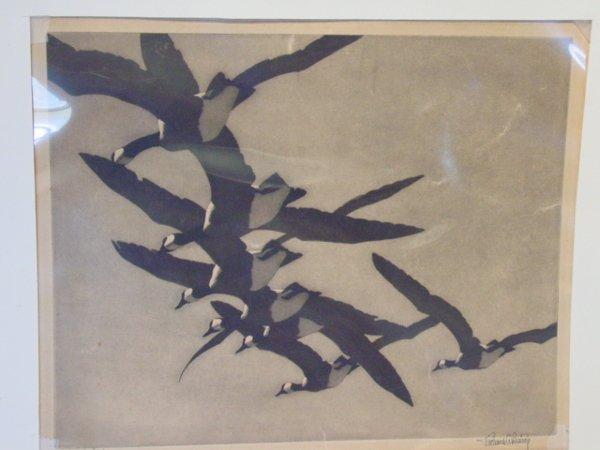 952: Richard Bishops etching