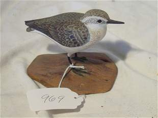 """Sanderling"" full size shorebird"