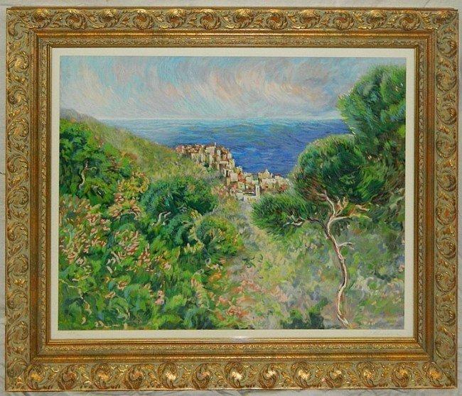 "Artist Proof AP 15/30, Landscape 30"" x 38""  Signed"