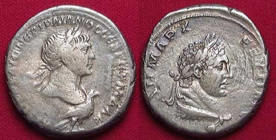 LARGE SILVER TETRADRACHM OF TYRE