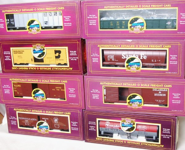 1003: Lot of 8 MTH 20-97002 97406 93017 94009 98005