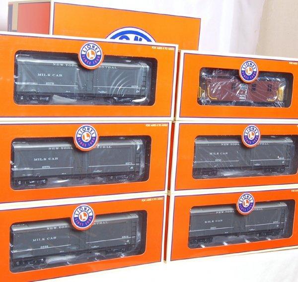 1021: Lionel 31716 Century Club Niagara Milk Train Set