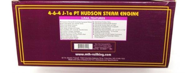 17: MTH 20-3059-1 J-1e PT Hudson NYC 5274
