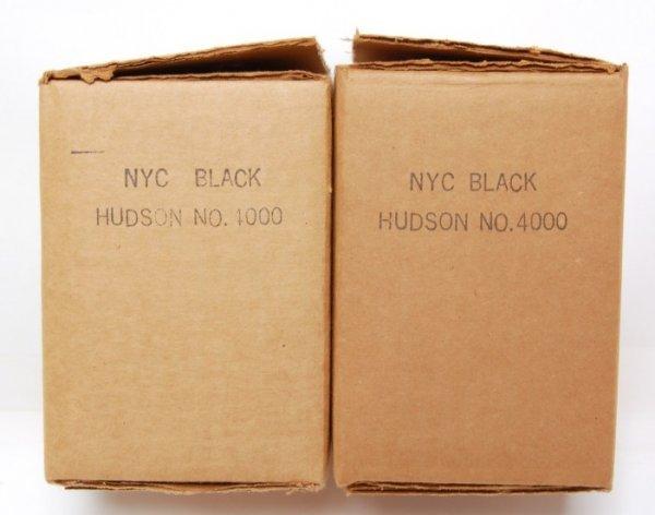19: Williams NYC Black Hudson No. 4000, OB