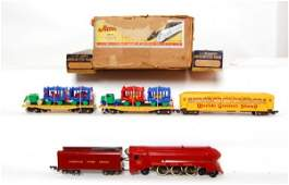 270: American Flyer 5002 boxed Circus train set